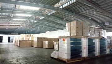 Factory at Tebrau (64k bua)