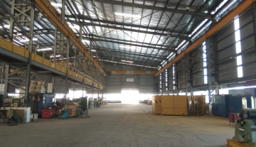 Factory at Nusajaya (80k bua)